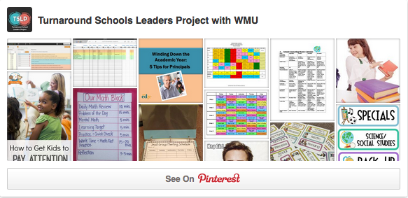 Visit the TSLP Pinterest Page